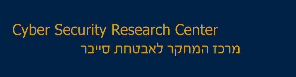 Cyber Security Research Center